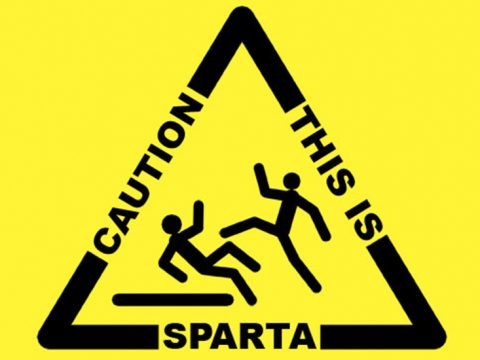 This is SPARTA !!!!!