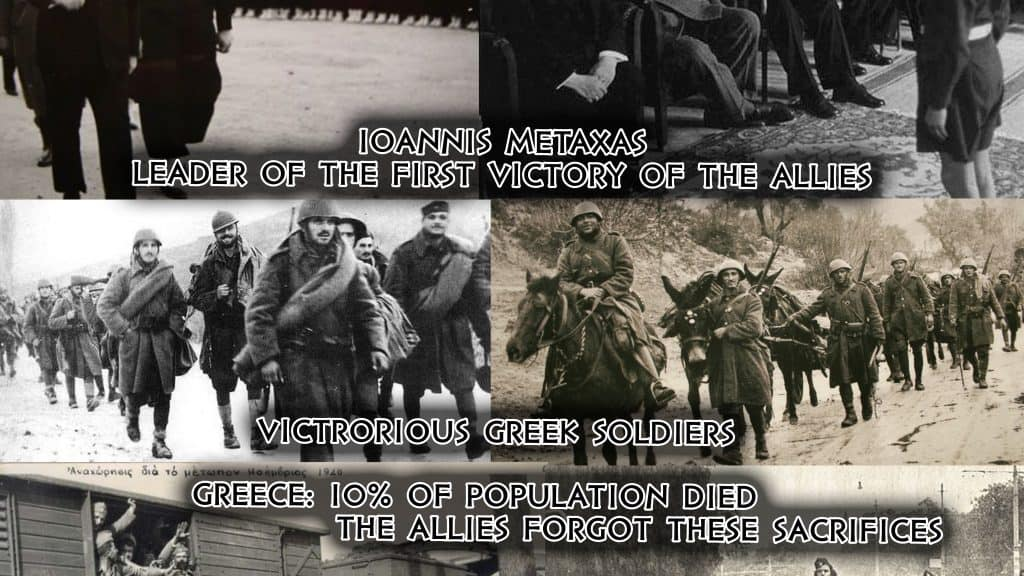 The Hellenic Struggle of WWII