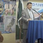 Laconian Federation President at the Kashmir (Gilgit-Baltistan of Pakistan) Event